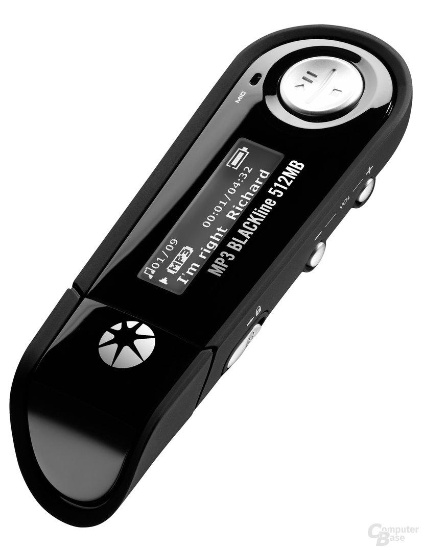 Maxfield BLACKline 512 MB