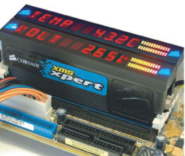 Corsair XMS-3200C2 XPERT 2GB Kit