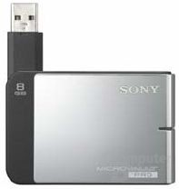 Microvault Pro mit 8 GB