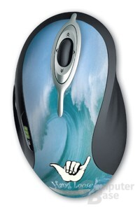 Logitech MX1000 - Userdesign