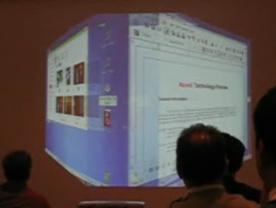 XGL – Umschalten zwischen virtuellen Desktops