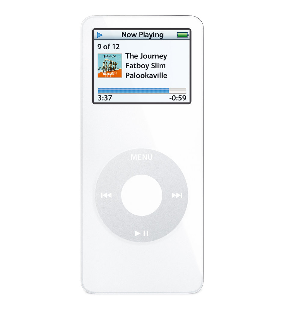Apple iPod nano (weiß)