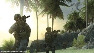 Ghost Recon Advanced Warfighter auf der Xbox 360