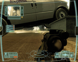 Ghost Recon Advanced Warfighter auf dem PC
