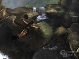 Tomb Raider: Legend auf der Xbox