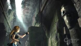 Tomb Raider: Legend auf der Xbox 360