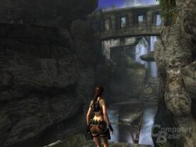 Tomb Raider: Legend auf der PS2