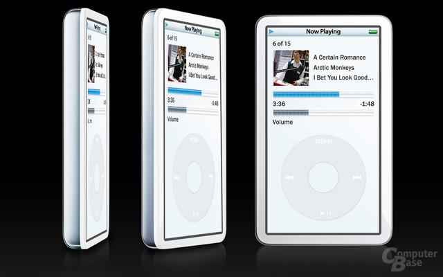 iPod der nächsten Generation mit Touchscreen?