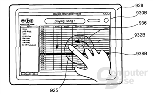 Apple Patent (USPTO 20060031539)