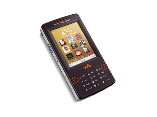 SonyEricsson W950i