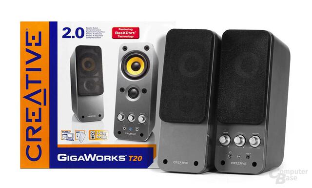 GigaWorks T20