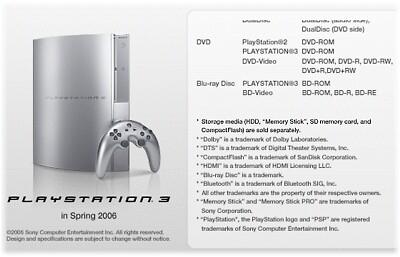 PlayStation-3-Fakten