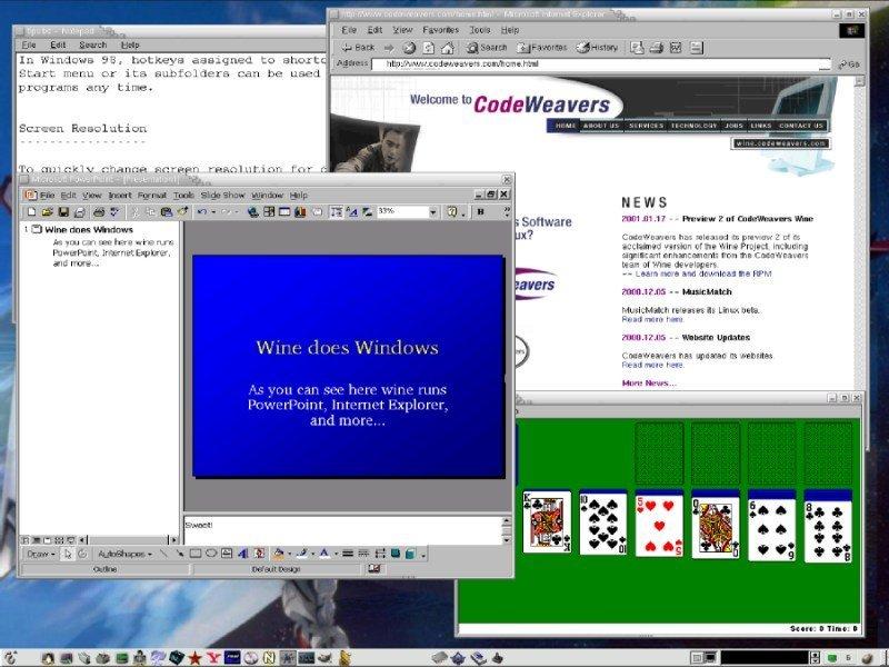 Wine - Windows-Programme unter Linux