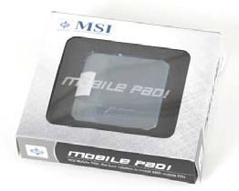 MSI Mobile Pad