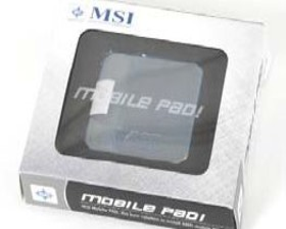 MSI Mobile Pad