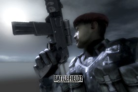 Battlefield 2: Modern Combat - Wallpaper