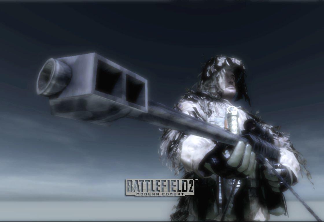 Battlefield 2: Modern Combat - Wallpaper