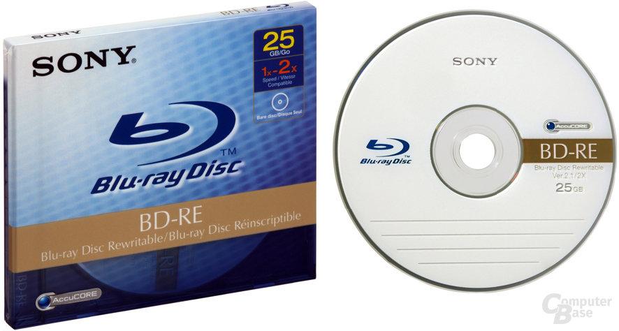 Sony Blu-ray Disc