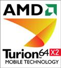 AMD Turion 64 X2-Logo