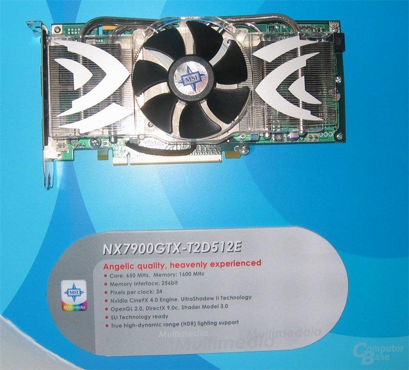 MSI NX7900GTX