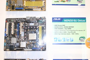 Asus M2N32 SLI Deluxe