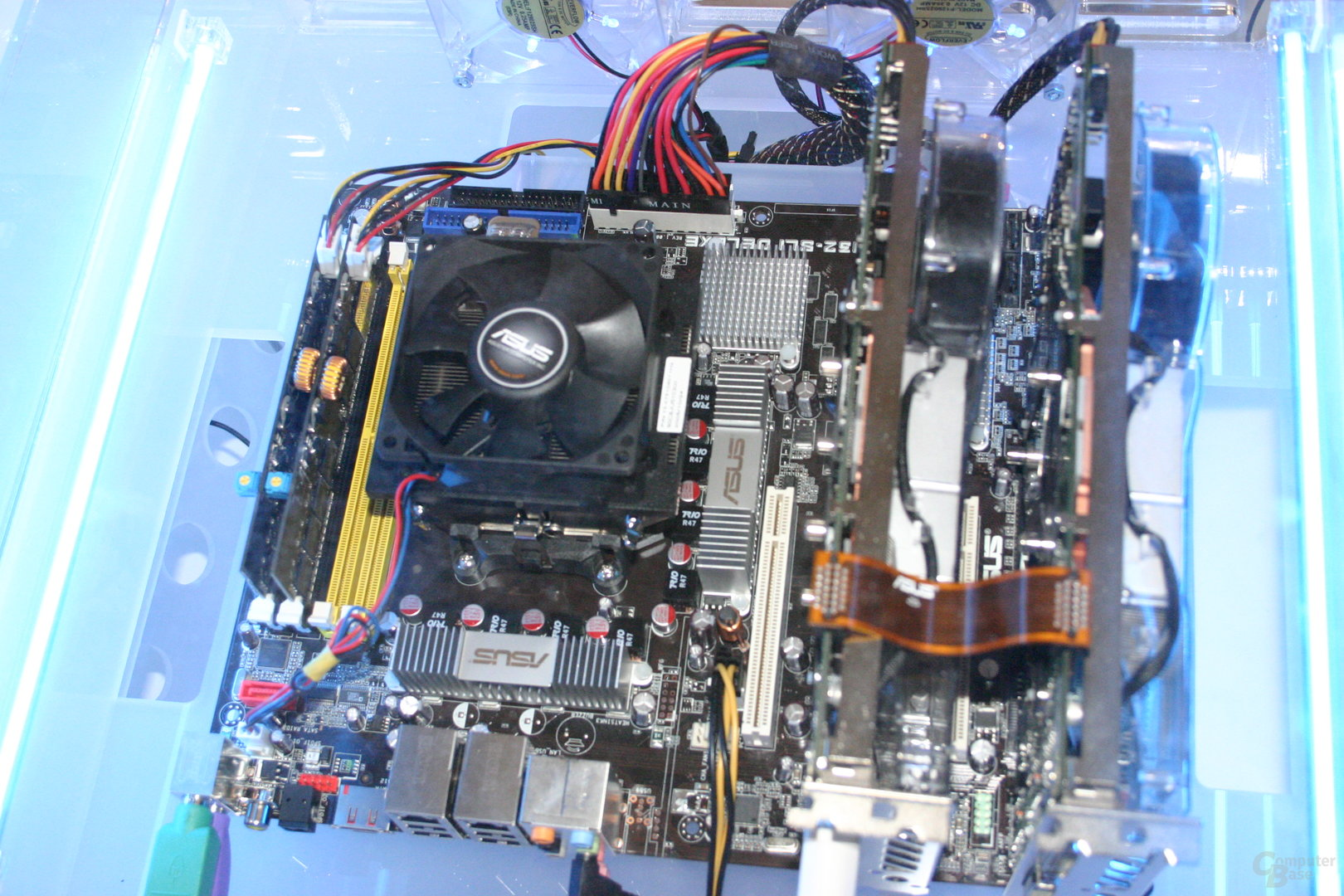 Asus AM2-System