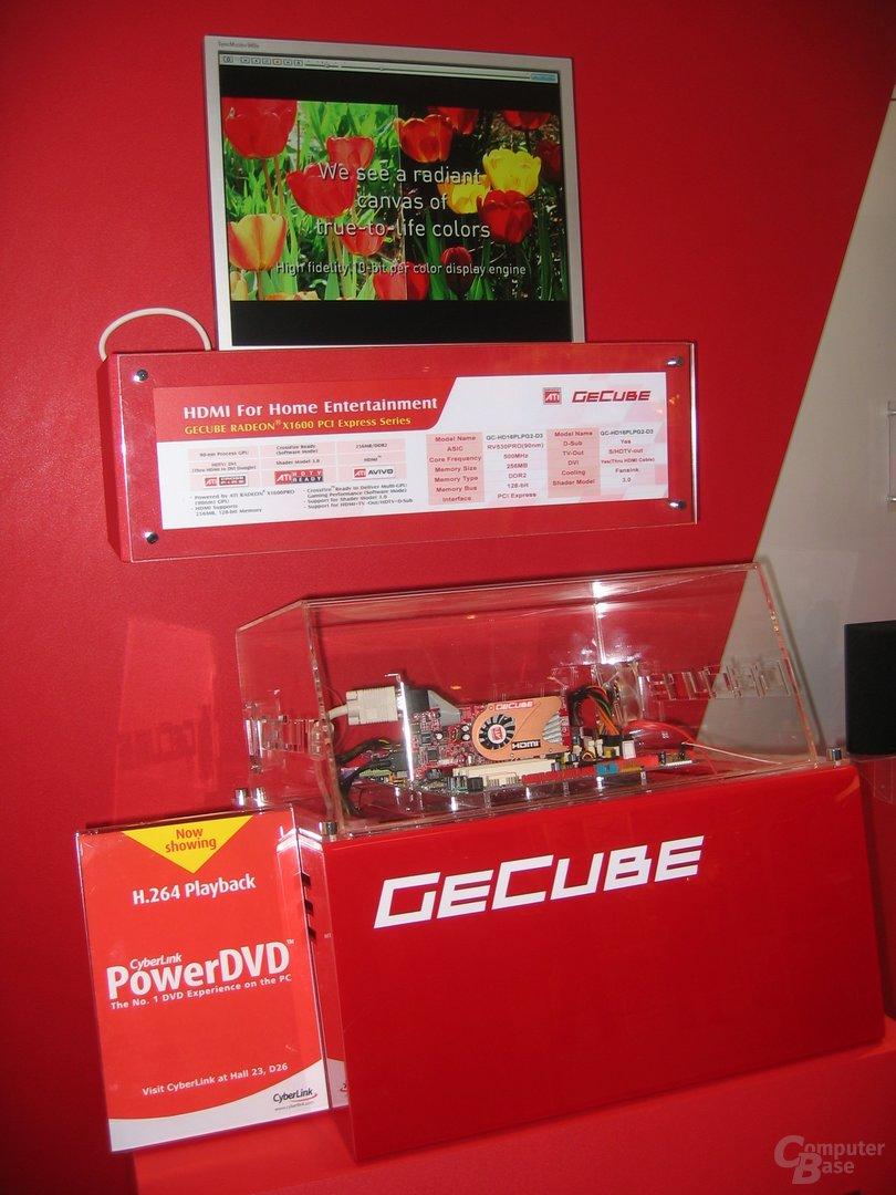 GeCube X1600 Pro HDMI