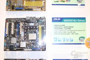 Asus M2N32-SLI Deluxe