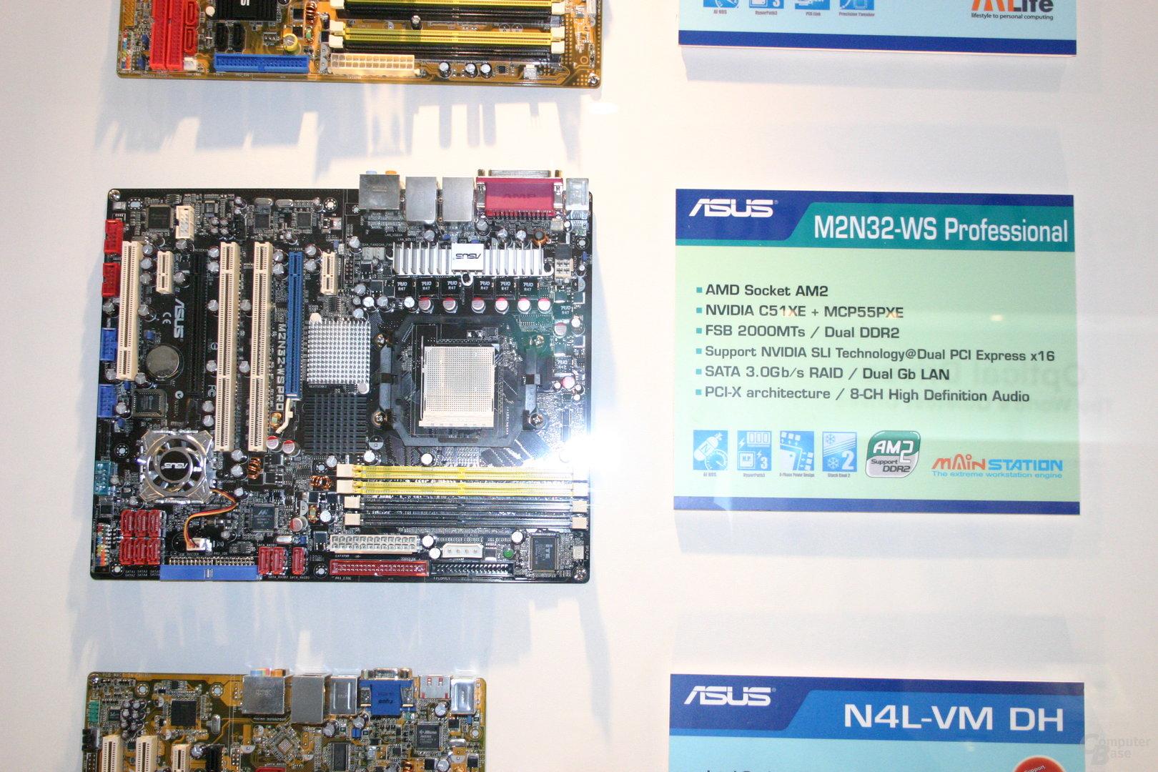 Asus M2N32-WS Professional