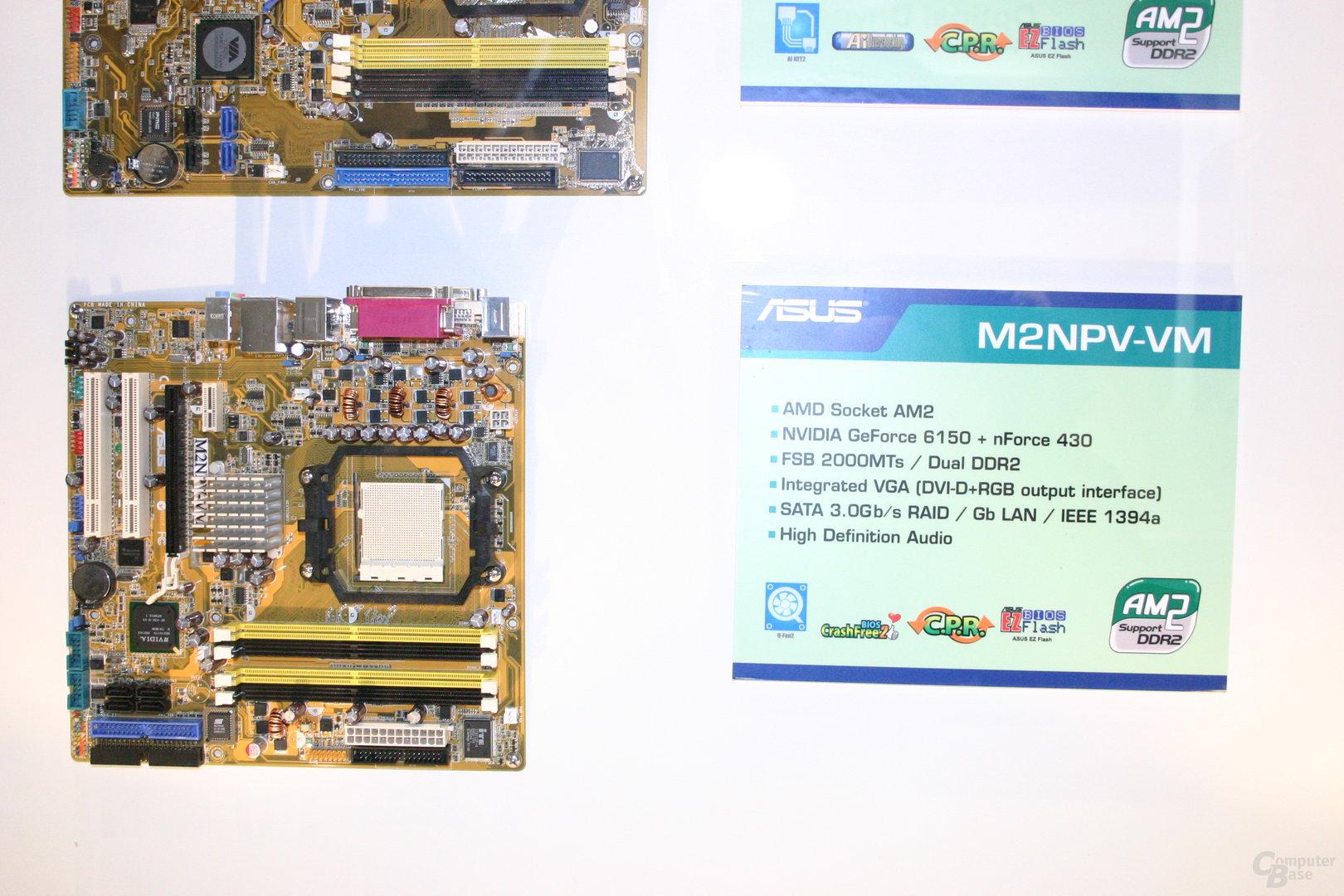 Asus M2NPV-VM