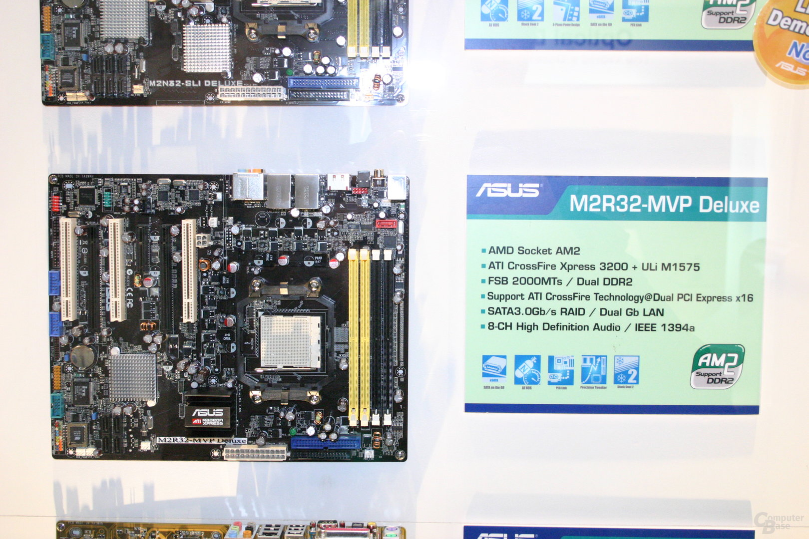 Asus M2R32-MVP Deluxe