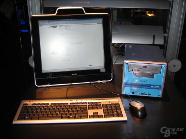 XPC Tastatur, Maus und 19-Zoll-TFT