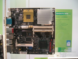 AOpen mini-ITX-Core-Duo-Mainboard