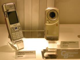 Samsung SCH-S250 und SPH-S2300