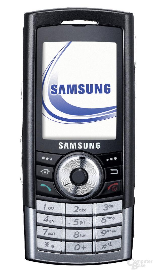 Samsung SGH-i310 mit 8 GB HDD