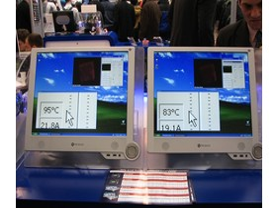 Temperaturvergleich IceQ III vs. Referenzkühler