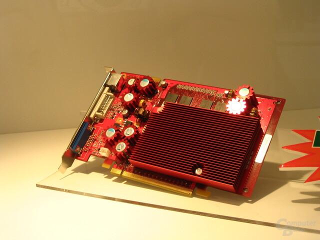 GeForce 6600 mit besonderer Kühlung