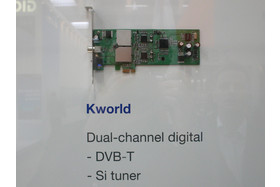 PCI-Express TV-Tuner von Kworld