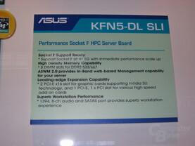Asus KFN5-DL Spezifikationen