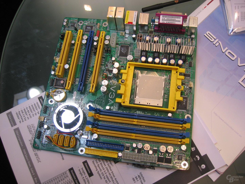 EVGA Micro-ATX-SLI-Board