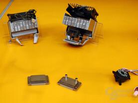 Akuatek eXtreme MS-92 aufgeschnitten