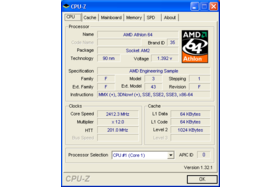 Athlon 64 X2 4800 (Sockel AM2) - Codename Windsor