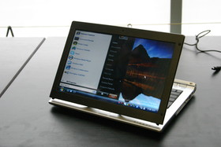 Neue Notebook-Konzepte von Intel