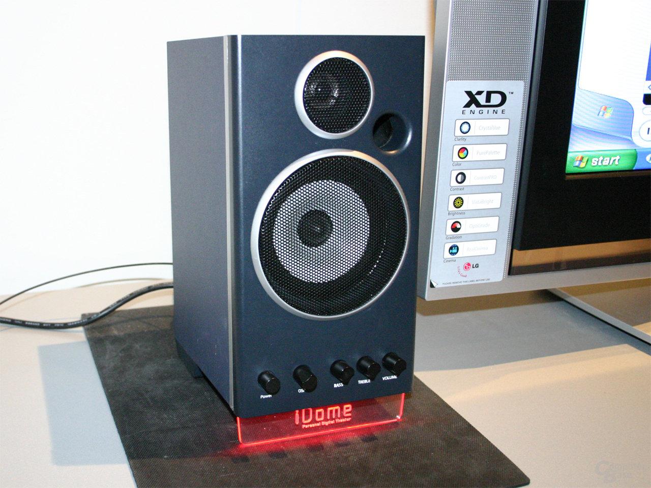 Abit iDome D500 Digital 2.1