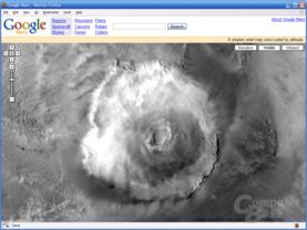 Olympus Mons – Sichtbar