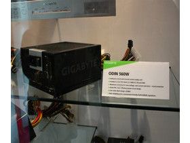 Netzteil der Odin-Serie von Gigabyte mit 560 Watt