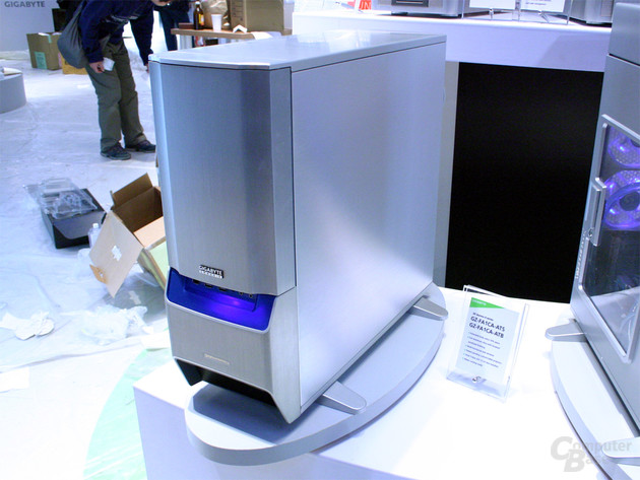 Gigabytes neues 3D-Aurora II