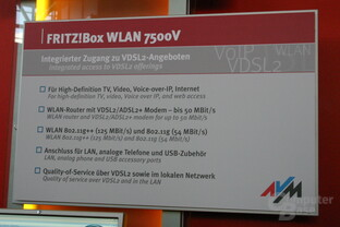 FRITZ!Box Fon WLAN 7500V