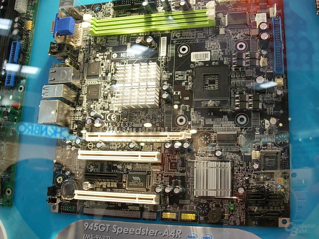MSI 945GT Speedster-A4R