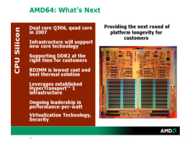AMD-Präsentation der CeBIT06